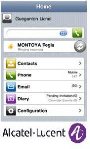 centrali telefoniche e smartphone alcatel lucent
