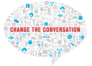 change the conversation mr-service