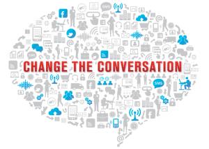 change the conversation mr-service