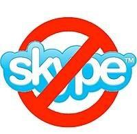 Mozzilla blocca skype