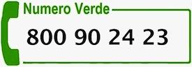 Informazioni 800 90 24 23