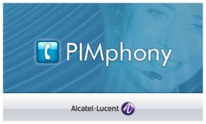 Pimphony Alcatel Lucent