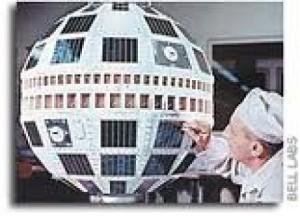 Telstar I Bell Labs