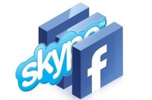 Videochiamate Skype su Facebook