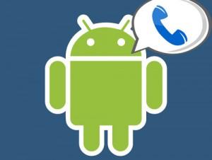 Widget Google Voice